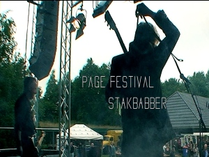 Stakbabber Page Festival