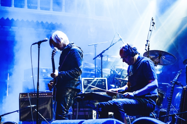 Mick Ness and Pieter Banneberg in Paradiso 2017.