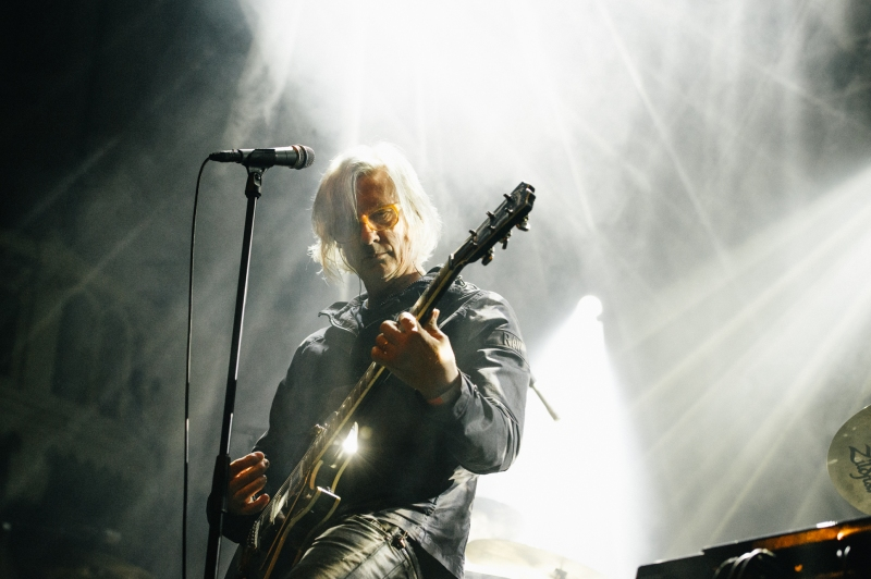 Mick Ness in Paradiso Amsterdam 2017